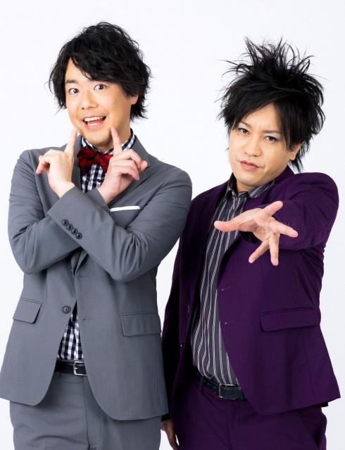 11日に日本テレビ系で生中継される『なでしこジャパン×パナマ女子代表』裏実況配信に出演するぺこぱの画像