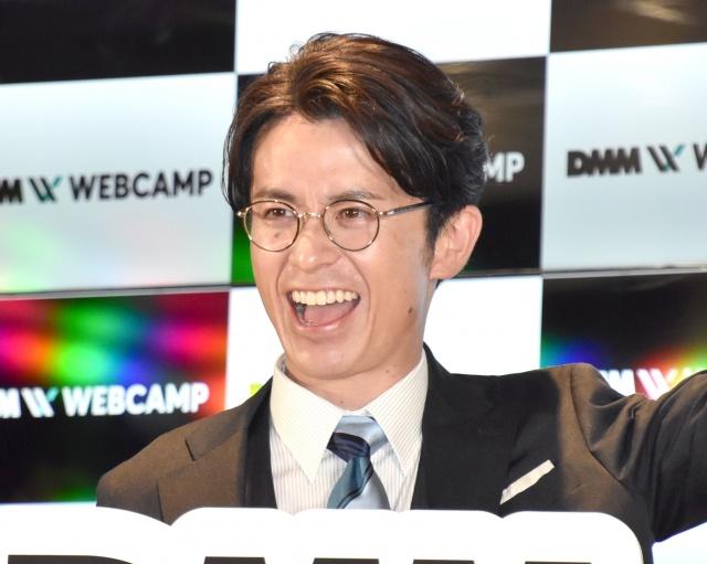 チャラ男キャラが限界だと明かした明藤森慎吾(C)ORICON NewS inc.の画像
