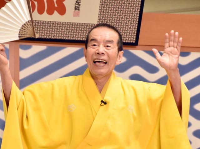 『笑点』100年計画を明かした林家木久扇 (C)ORICON NewS inc.(C)NTVの画像