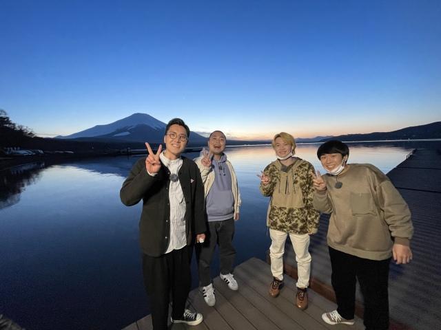 10日放送『ゼロイチ』に出演するハナコと神木隆之介 (C)日本テレビの画像