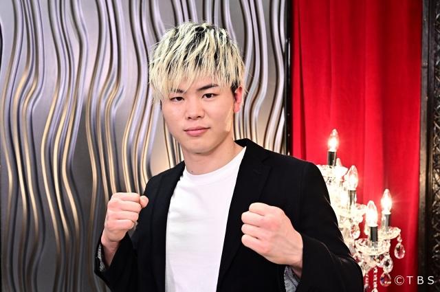 キックボクシング引退、ボクシングへの転向を発表した那須川天心の画像