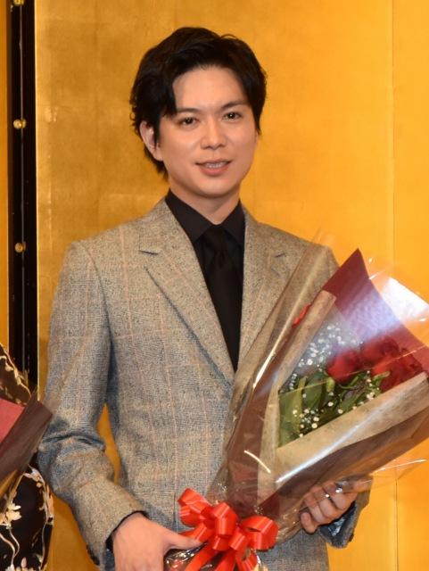 『第42回 吉川英治文学新人賞』を受賞した加藤シゲアキ (C)ORICON NewS inc.の画像