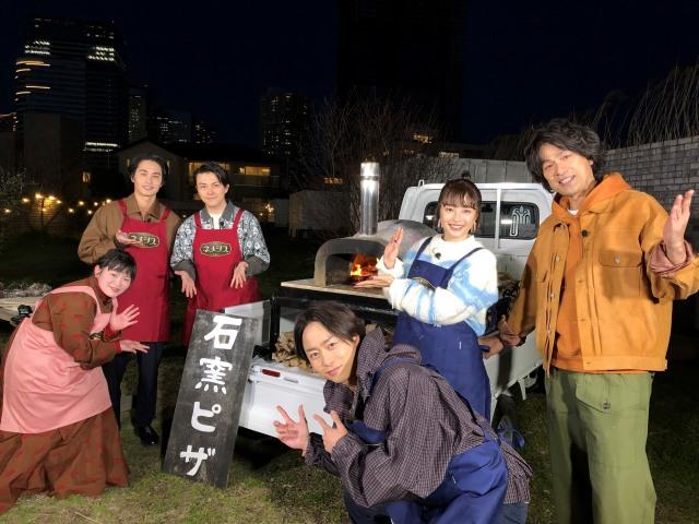 10日放送の『1億3000万人のSHOWチャンネル』では櫻井翔が『ネメシス』共演者にサプライズ差し入れ(C)日本テレビの画像