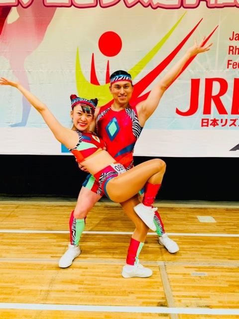 オードリー春日&フワちゃん「全日本エアロビクス選手権大会」でメダル獲得(C)TBSの画像