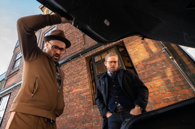 映画『ジェントルメン』(5月7日公開)場面写真 (C)2020 Coach Films UK Ltd. All Rights Reserved.の画像