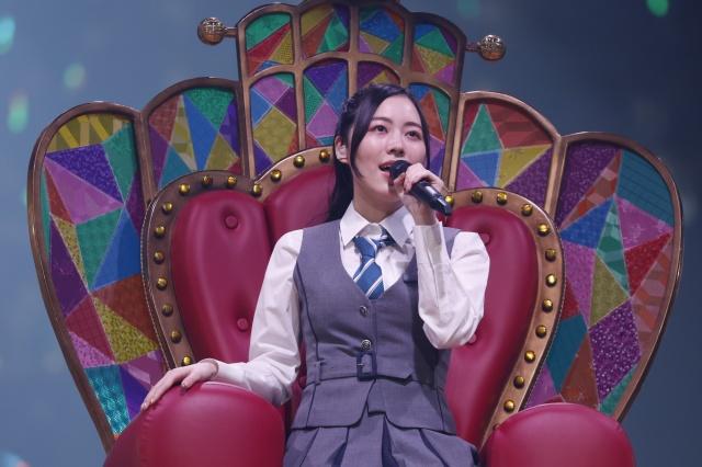 SKE48卒業公演を名古屋・日本ガイシホールで開催した松井珠理奈(写真は昼公演)(C)2021 Zest,Inc. / AEIの画像