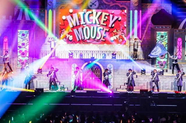 『Disney 声の王子様 Voice Stars Dream Live 2021』初日公演の模様 (C)Disneyの画像