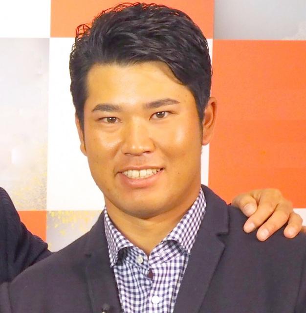 松山英樹選手 (C)ORICON NewS inc.の画像