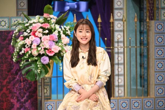 13日放送『踊る!さんま御殿!!3時間SP』に出演する石原さとみ (C)日本テレビの画像