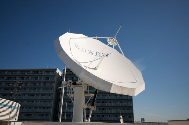 開局30周年を迎えたWOWOW(写真は東京都江東区の放送センター)の画像