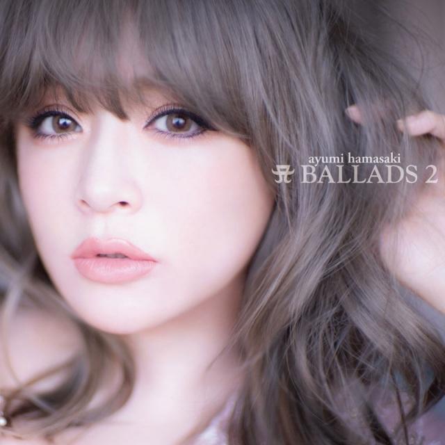 浜崎あゆみ『A BALLADS 2』(エイベックス・トラックス/4月8日発売)の画像