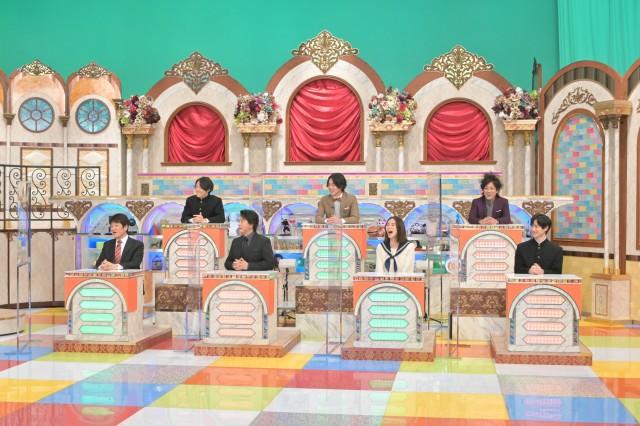 『林修の今でしょ!講座 特別編 プロが選ぶ!日本のアニメの歴史を変えたスゴいアニメ14』のスタジオの模様 (C)テレビ朝日の画像