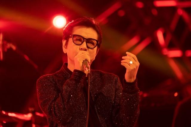 『激レア! 藤井フミヤ ギザギザハートからTRUE LOVE!』総合テレビで5月15日放送 (C)NHKの画像