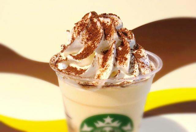 贅沢なデザートのような仕上がり、スタバ新作の『コーヒー ティラミス フラペチーノ』 (C)oricon ME inc.の画像