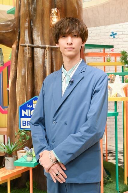『よるのブランチ』の新レギュラーに決定した古川毅 (C)TBSの画像