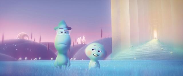 ディズニー&ピクサーのファンタジー・アドベンチャー『ソウルフル・ワールド』(デジタル配信中)MovieNEXは4月28日発売 (C)2021 Disney/Pixarの画像
