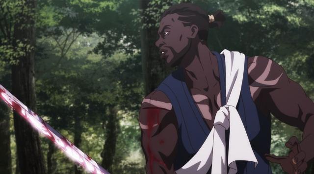 Netflixオリジナルアニメシリーズ『Yasuke -ヤスケ-』(4月29日より独占配信)の画像