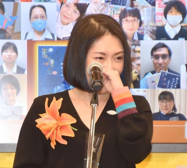 『2021年本屋大賞』を受賞した町田そのこ氏 (C)ORICON NewS inc.の画像