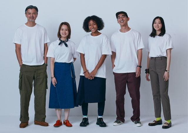 老若男女問わず着れるファミリマートの「Convenience Wear」の画像