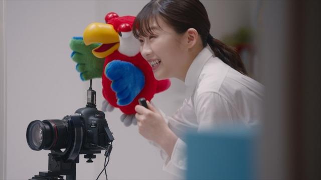 伊藤沙莉、こども写真館「スタジオマリオ」新TVCMのイメージキャラクターにの画像