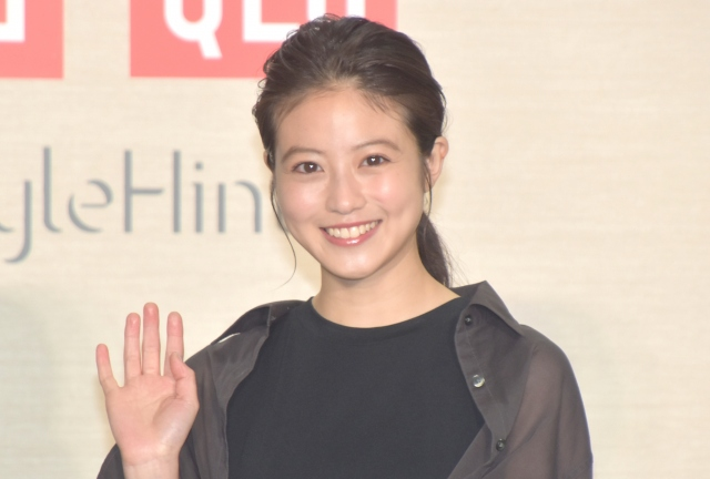 1日店長を務める今田美桜 (C)ORICON NewS inc.の画像