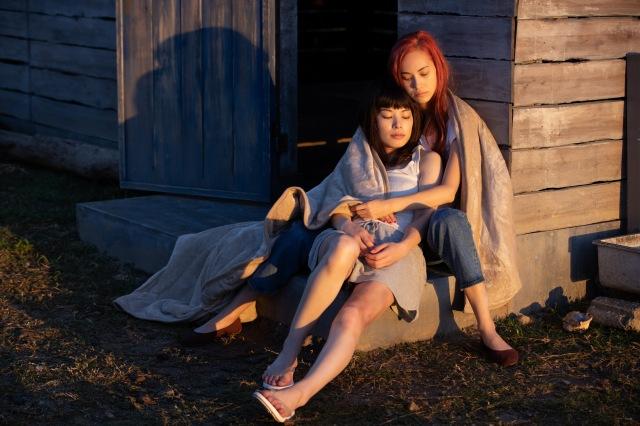 インティマシー・コーディネーターが初めて起用されたNetflix映画『彼女』(4月15日より独占配信)の画像
