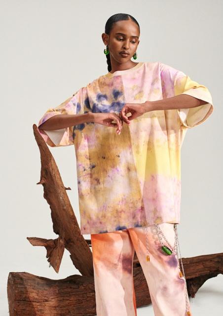 H&M、環境への影響を考慮した染色技術で展開される「Color Story Collection」コレクションの画像