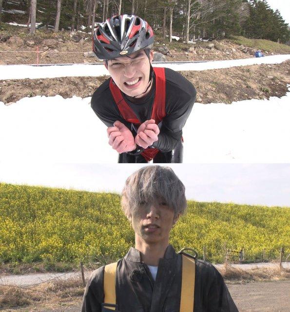 16日放送の『オオカミ少年』に出演するSixTONES・ジェシー&田中樹(C)TBSの画像