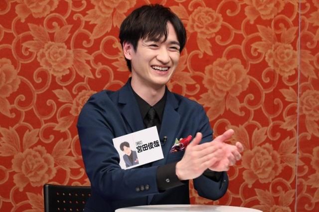 24日放送のバラエティー番組『お笑い脱出ゲーム2』に出演する宮田俊哉(C)フジテレビの画像