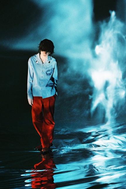 TBS系ドラマ『リコカツ』主題歌「Pale Blue」を6月16日にシングルリリースする米津玄師 Photo by 奥山由之の画像