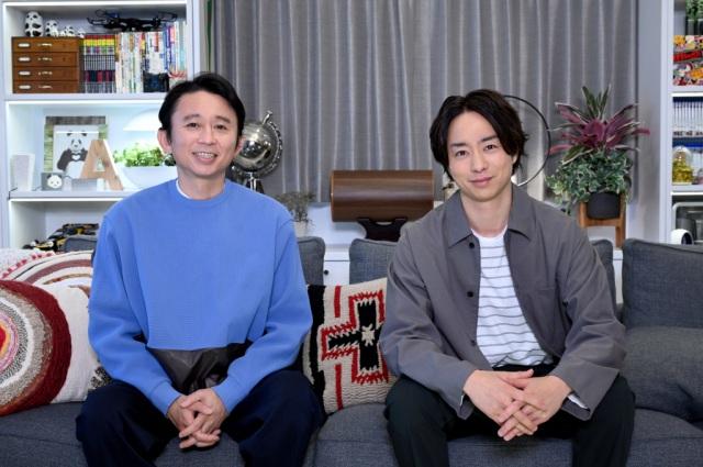 22日放送の『櫻井・有吉THE夜会』で、新プロジェクト「夜会ハウス」がスタート (C)TBSの画像