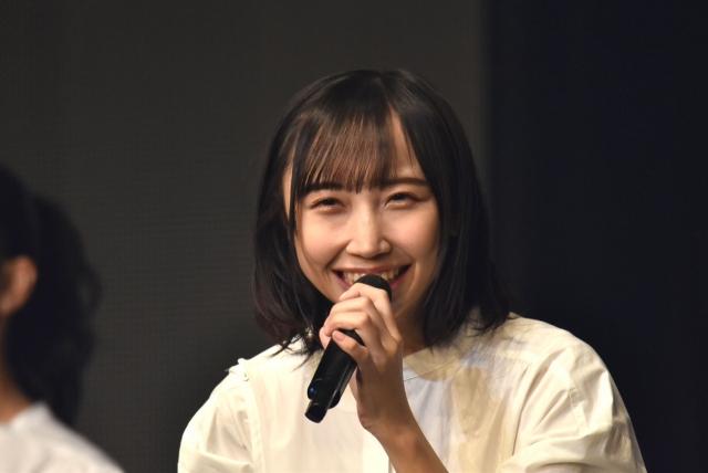 STU48の薮下楓がグループ卒業を発表 (C)ORICON NewS inc.の画像