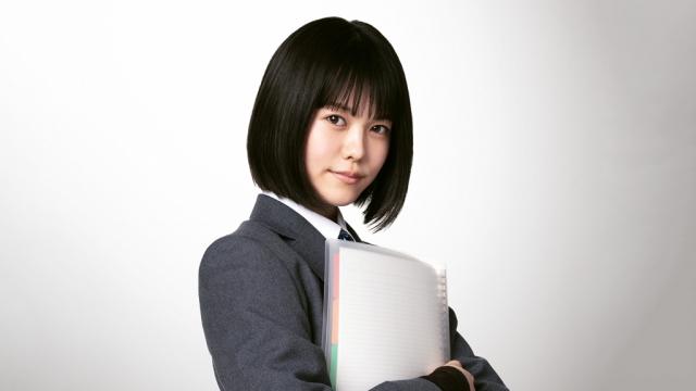 『ドラゴン桜』出演の志田彩良、人生初の始球式(C)TBSの画像