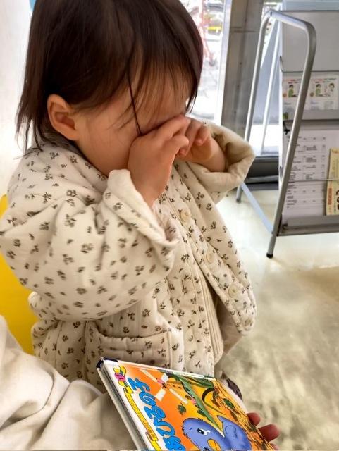 『みにくいあひるの子』を初めて読んだ娘さんの画像