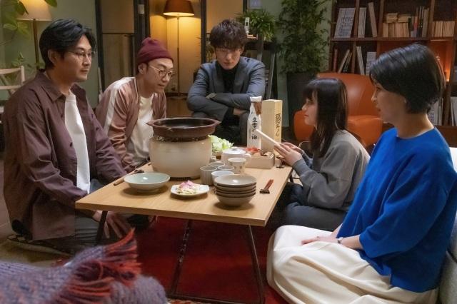 連続ドラマ『大豆田とわ子と三人の元夫』第2話カット(C)カンテレの画像