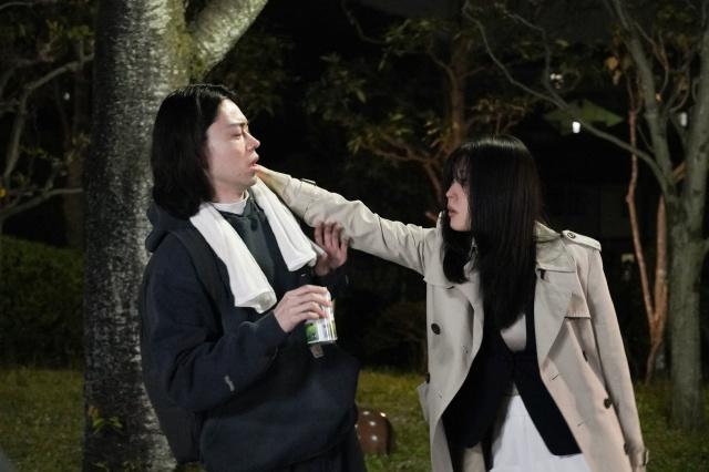 新土曜ドラマ『コントがはじまる』に出演する菅田将暉、有村架純 (C)日本テレビの画像