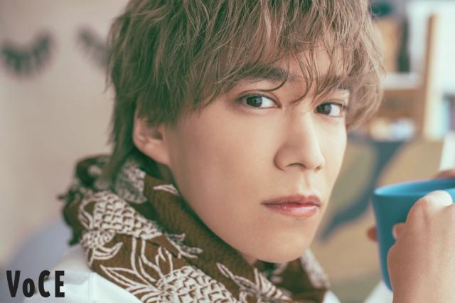 『VOCE』6月号に登場するKis-My-Ft2・千賀健永の画像