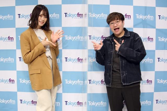 19日放送のTOKYO FM『山崎怜奈の誰かに話したかったこと。』に近藤春菜が出演の画像