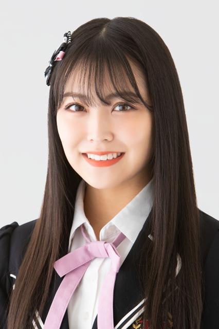 NMB48の25thシングル(6月16日発売)でセンターを務める白間美瑠(C)NMB48の画像