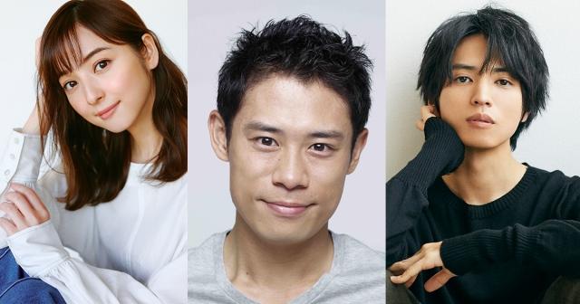 ドラマ『白い濁流』で共演する(左から)佐々木希、伊藤淳史、桐山漣の画像