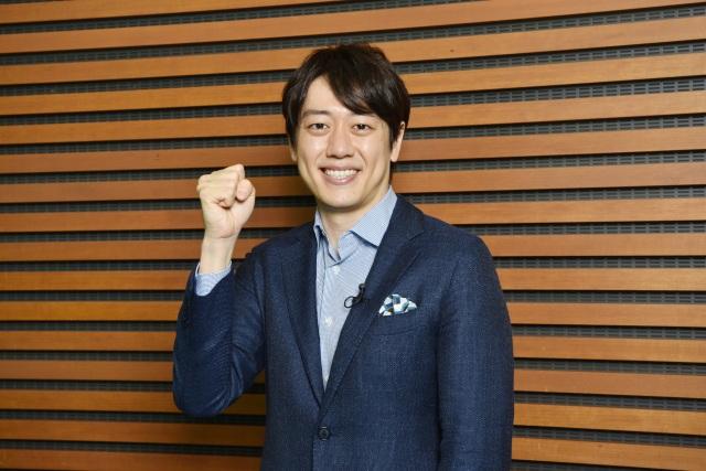 『高校生クイズ』5代目司会に決定した安村直樹アナウンサー (C)日本テレビの画像