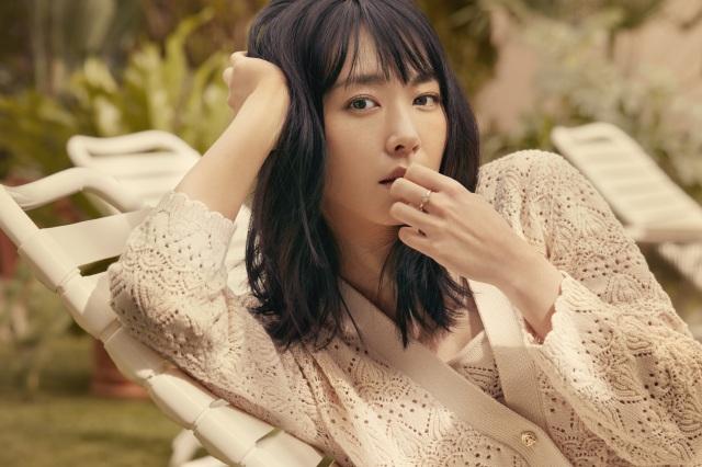『H&M』の2021年GWキャンペーン『LET'S CHANGE』のアンバサダーに就任した新垣結衣の画像