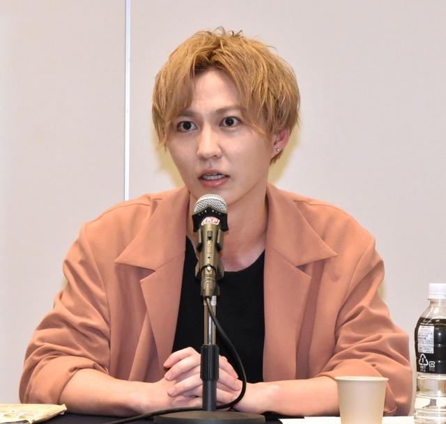 BREAK THROUGHの元メンバー・新澤典将さんの画像