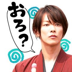 シリーズ初の『るろうに剣心 最終章』LINEスタンプが発売の画像