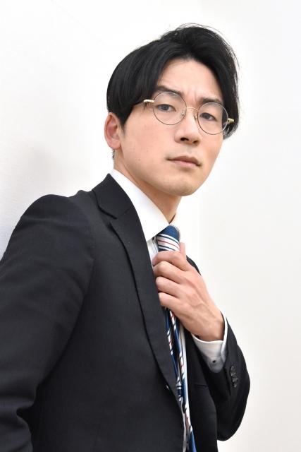 """太田プロ入りした異色の""""スーツラッパー""""DOTAMA (C)ORICON NewS inc.の画像"""
