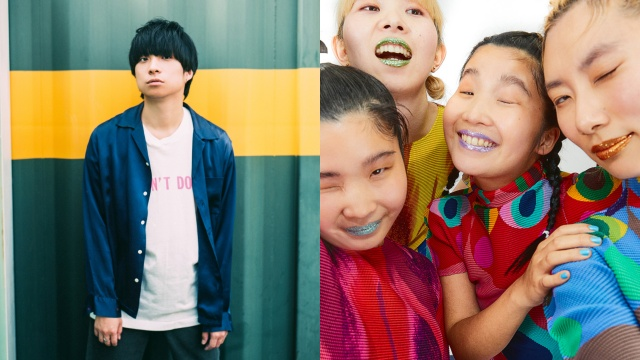 尾崎世界観とCHAIが、J-WAVE『THE KINGS PLACE』新レギュラーにの画像