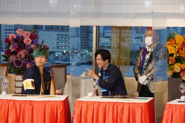 ぐるぐるナインティナイン『ゴチになります!22』に出演する佐藤健 (C)日本テレビの画像