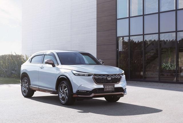 4月23日に発売となる新型Honda 『VEZEL』 e:HEV Zの画像