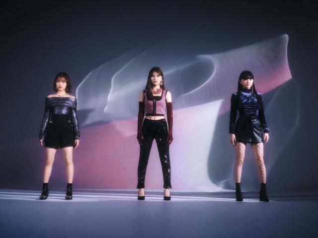 6月23日にメジャーデビューするiScream(左から)YUNA、RUI、HINATAの画像