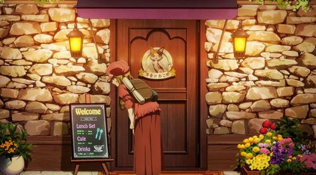 テレビアニメ「異世界食堂」第2期のティザービジュアル (C)犬塚惇平・主婦の友インフォス/「異世界食堂2」製作委員会の画像